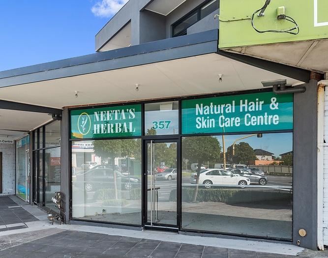 Ground floor Retail Shop at 357 Waverley Rd – SOLD